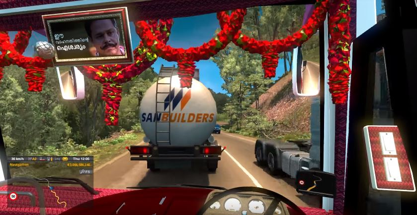 How to download Euro Truck Simulator and Kerala Bus mods