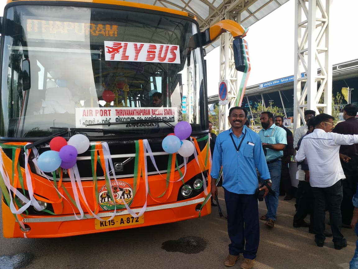 Flybus Airport Services Ksrtc To Rework Schedules