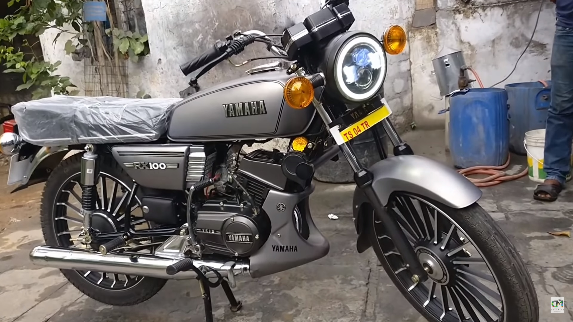 Yamaha Force   Price In India