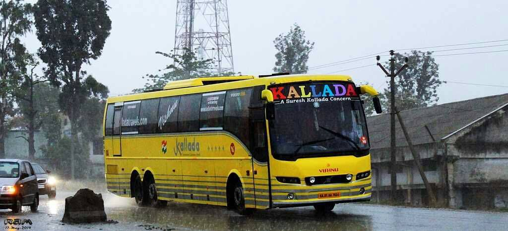 Top 15 Best Private BUS Service Providers in India