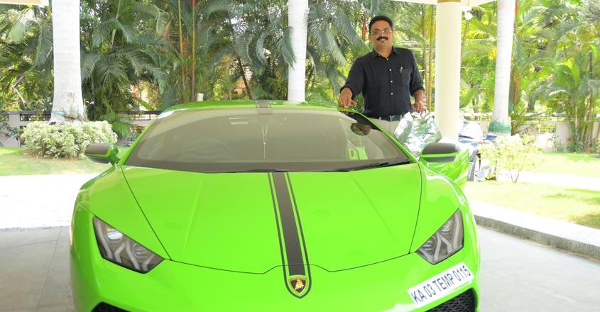Kerala Gets Its 2nd Lamborghini Huracan Actor Prithviraj Owns The
