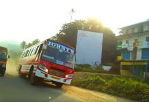 KSRTC and Kerala Private Buses Simulator Game